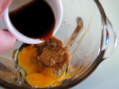 Fraises et mangue au caramel - 1.3