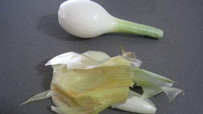 Foies de volaille aux poires - 1.1