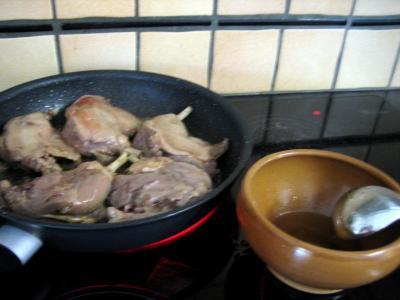 Confit de canard sauce gorgonzola - 3.1