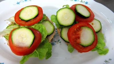 Bruschettas à la tomate - 6.4
