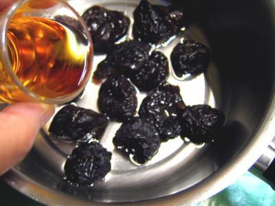 Crêpes farcies aux pruneaux et crème café - 1.1