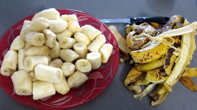 Bananes aux amandes - 2.1