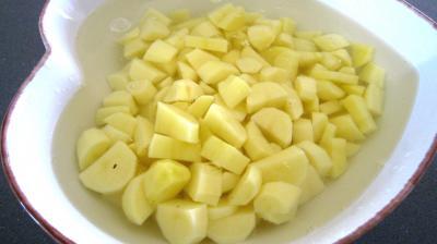 Filets de truite panés aux noisettes - 2.3