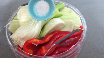 Sole et légumes vapeur - 2.2