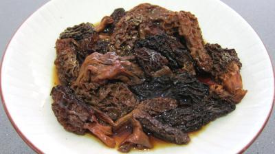 Escalopes de dinde sauce aux morilles - 4.1