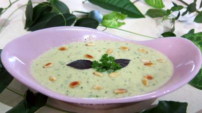 sauce pour légumes : Ramequin de coulis de pignons de pin