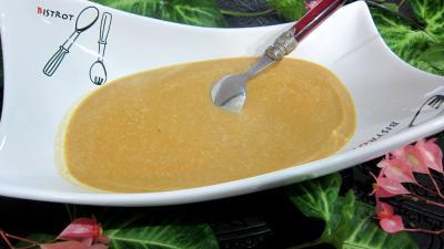 Recette Crème abricots à la noix de coco
