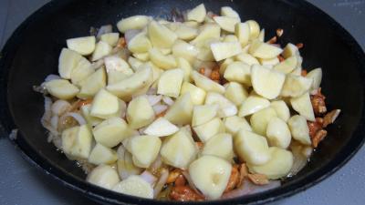 Pommes de terre au chorizo - 5.1