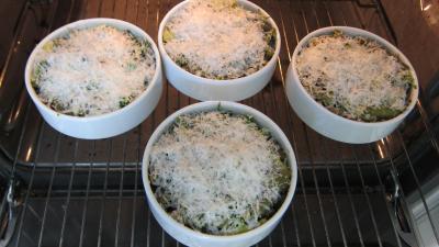 Haricots verts et courgettes gratinés aux fines herbes - 7.1