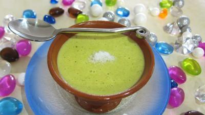 sauce pour pâtes : Coupe de sauce coco au curry