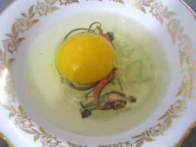 Quiche aux prunes et aux mûres - 1.4