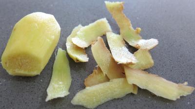 Chutney de mûres aux pommes - 1.1