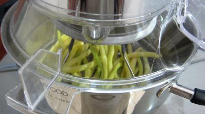 Risotto aux haricots verts et mendiants - 6.2