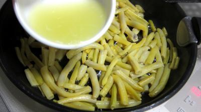 Risotto aux haricots verts et mendiants - 7.2
