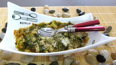 piment doux : Saladier de blettes à l'italienne