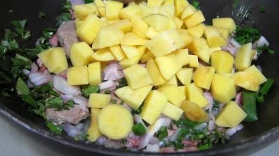 Filet mignon aux pommes de terre - 6.1