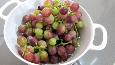 Raisins à l'eau de vie et épices - 1.1
