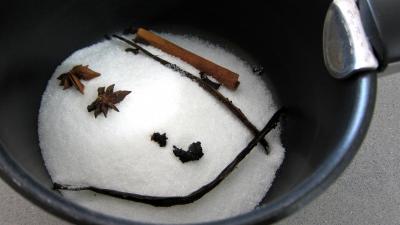 Raisins à l'eau de vie et épices - 3.1
