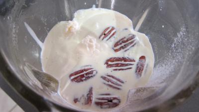 Clafoutis aux raisins et au brousse - 2.3