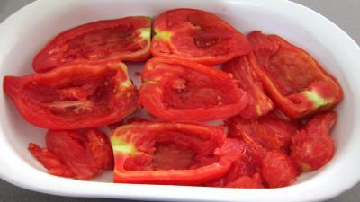 Tomates farcies aux crevettes - 2.2
