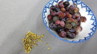 Pain au lait aux raisins frais et cranberries secs - 2.2
