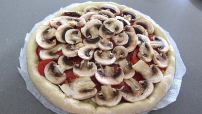 """Pizza """"Gillou"""" - 7.3"""