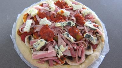 """Pizza """"Gillou"""" - 8.3"""