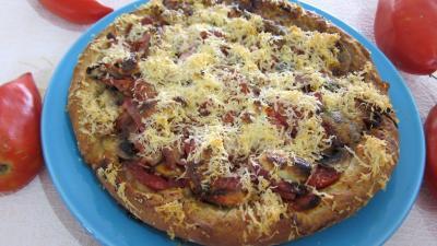 """Recette Pizza """"Gillou"""""""