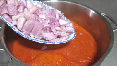 Sauce tomate Puttanesca (conserve) - 6.1