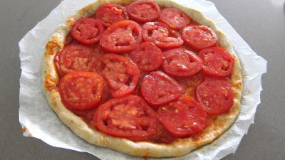 Pizza margherita - 5.3