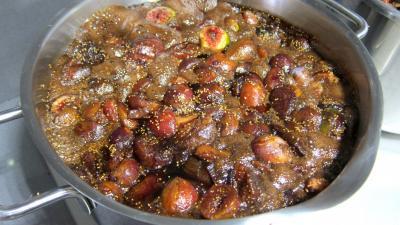 Chutney de figues au vin rouge - 4.2