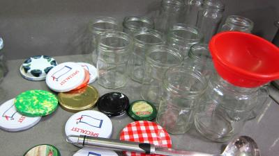 Sauce tomate aux champignons noirs (conserves) - 8.2