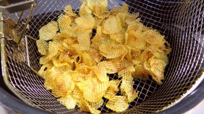 Pommes de terre gaufrettes - 5.1