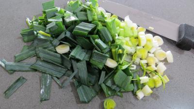 Soupe minceur de batavia et légumes - 5.2