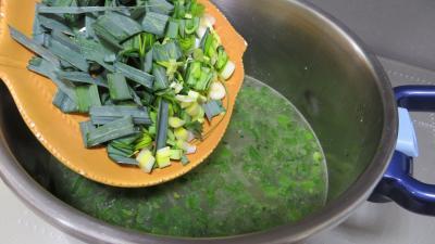 Soupe minceur de batavia et légumes - 7.3