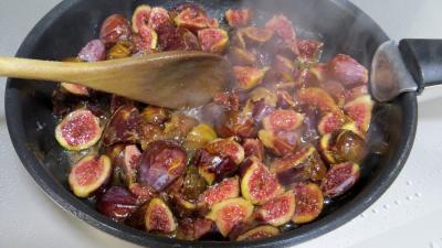 Couscous sucré aux figues en verrines - 5.1