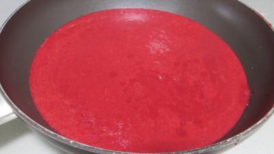 Coulis de fruits rouges (conserves) - 2.4