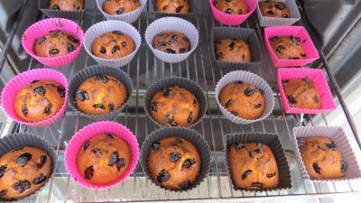 Biscuits au thé vert à la menthe - 4.4
