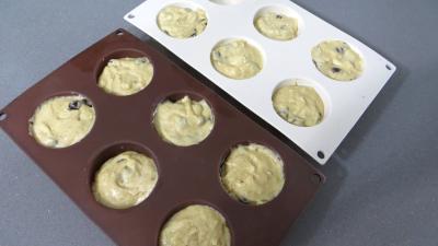 Muffins aux pépites de chocolat - 4.2