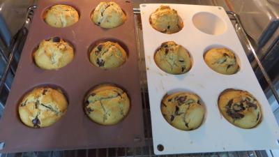 Muffins aux pépites de chocolat - 5.1