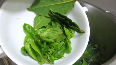 Soupe de lotte d'automne aux légumes - 7.2