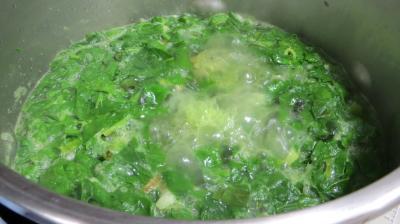 Soupe de pois chiches à la provençale - 6.1