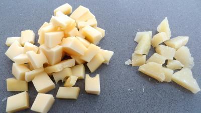 Gratin de poireaux à la sauce aurore - 1.1