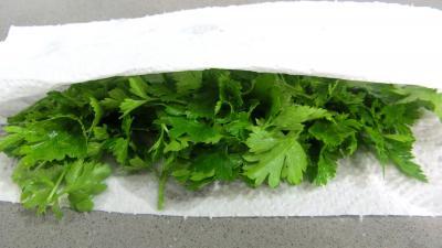 Poireaux lactés à la menthe - 2.3