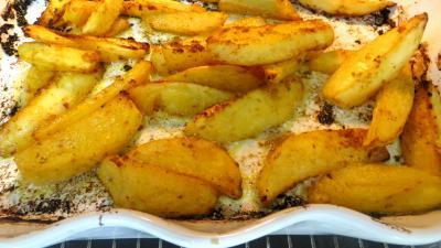 Quartiers de pommes de terre au cumin - 5.2