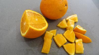 Confiture aux restes de sangria et fruits - 1.1