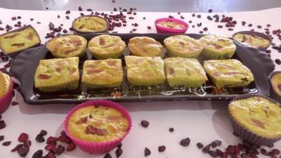 Bouchées de poireaux à la mimolette - 7.4
