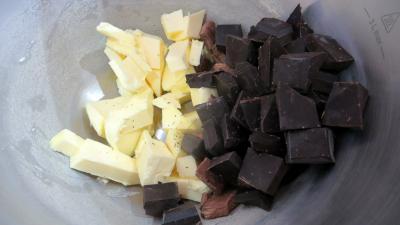 Brownies au beurre de cacahuètes - 2.2