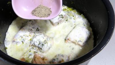 Saumon à la crème - 5.2