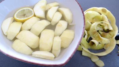 Tagine de blancs de poulet aux pommes - 5.1
